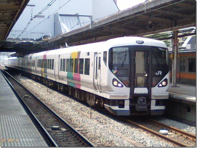 三鷹駅5番線